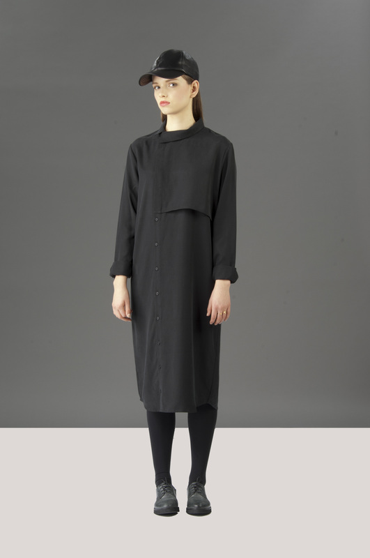 Kisho dress black